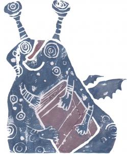 Logo monstre